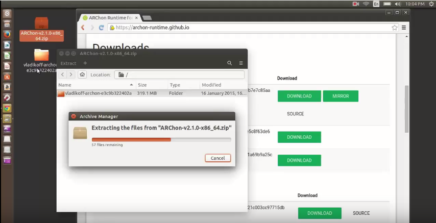 Run Apk On Linux Mint Ubuntu Windows Mac And Chrome Book Ahmed Shimi