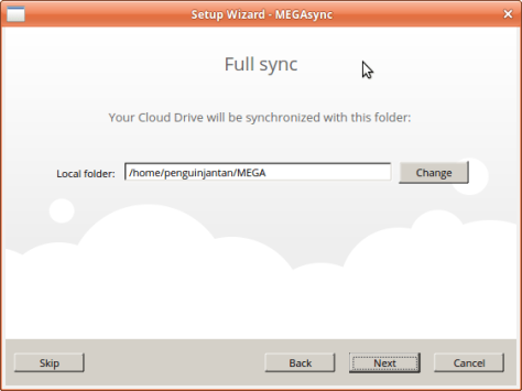 Install MegaSync | Ahmed Shimi