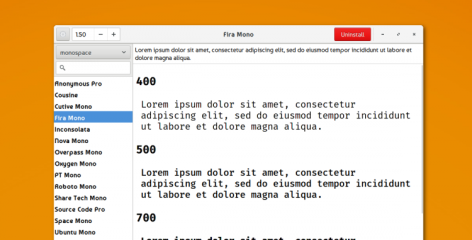 Use Font Finder to Quickly Browse & Install Google Fonts on